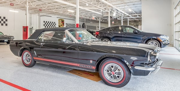 Chicagoland's Premier Indoor Luxury Car Storage Facility